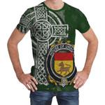 Irish Family, Uniacke Family Crest Unisex T-Shirt Th45