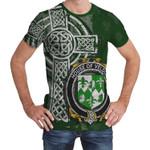 Irish Family, Veldon Family Crest Unisex T-Shirt Th45