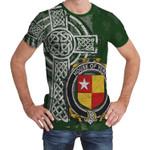 Irish Family, Vere Family Crest Unisex T-Shirt Th45