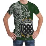 Irish Family, Vernon Family Crest Unisex T-Shirt Th45