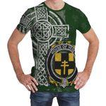 Irish Family, Vesey Family Crest Unisex T-Shirt Th45