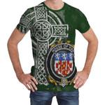 Irish Family, Vian Family Crest Unisex T-Shirt Th45