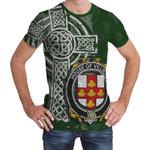 Irish Family, Villiers Family Crest Unisex T-Shirt Th45