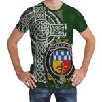 Irish Family, Vizer Family Crest Unisex T-Shirt Th45
