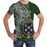 Irish Family, Wadding Family Crest Unisex T-Shirt Th45
