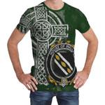 Irish Family, Waller Family Crest Unisex T-Shirt Th45