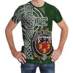 Irish Family, Whitchurch Family Crest Unisex T-Shirt Th45