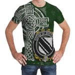 Irish Family, Whitfield Family Crest Unisex T-Shirt Th45
