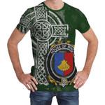 Irish Family, Winch Family Crest Unisex T-Shirt Th45