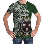 Irish Family, Woodford Family Crest Unisex T-Shirt Th45