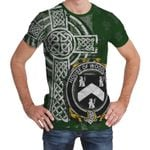 Irish Family, Woodlock Family Crest Unisex T-Shirt Th45