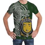 Irish Family, Wotton Family Crest Unisex T-Shirt Th45