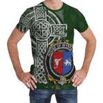 Irish Family, Wybrants Family Crest Unisex T-Shirt Th45