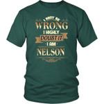 I Am Nelson T-Shirt H5 T-Shirts