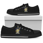 Accotts Ireland Low Top Shoes (Women's/Men's) | Over 1400 Crests | Shoes | Footwear