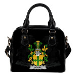 Noone or O'Noone Ireland Shoulder Handbag - Irish Family Crest | Highest Quality Standard
