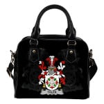 Toler or Toller Ireland Shoulder Handbag - Irish Family Crest | Highest Quality Standard
