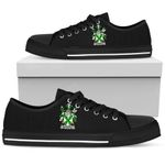 Ancketill Ireland Low Top Shoes (Women's/Men's)   Over 1400 Crests   Shoes   Footwear