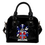 Taaffe Ireland Shoulder Handbag - Irish Family Crest | Highest Quality Standard