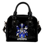 Mulholland Ireland Shoulder Handbag - Irish Family Crest | Highest Quality Standard