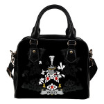 Yaxley Ireland Shoulder Handbag - Irish Family Crest | Highest Quality Standard