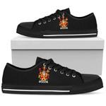 Bateman Ireland Low Top Shoes (Women's/Men's) | Over 1400 Crests | Shoes | Footwear