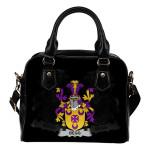 Begg Ireland Shoulder Handbag - Irish Family Crest | Highest Quality Standard
