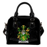 Paisley Ireland Shoulder Handbag - Irish Family Crest | Highest Quality Standard