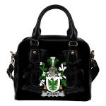 McEniry or McEnery Ireland Shoulder Handbag - Irish Family Crest | Highest Quality Standard