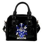 Aylward Ireland Shoulder Handbag - Irish Family Crest   Highest Quality Standard