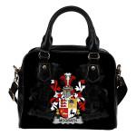 McGrath or McGraw Ireland Shoulder Handbag - Irish Family Crest | Highest Quality Standard