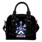Holywood Ireland Shoulder Handbag - Irish Family Crest | Highest Quality Standard