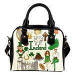 Ireland Things Shoulder Handbag Y3 Handbags