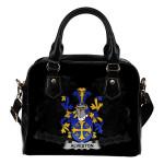 Alveston Ireland Shoulder Handbag - Irish Family Crest | Highest Quality Standard