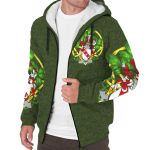 Ring or O'Ring Ireland Sherpa Hoodie Celtic and Shamrock | Over 1400 Crests | Clothing | Apparel
