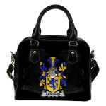 Cadogan Ireland Shoulder Handbag - Irish Family Crest | Highest Quality Standard