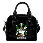 Callaghan or O'Callaghan Ireland Shoulder Handbag - Irish Family Crest   Highest Quality Standard