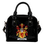 McHale or MacHale Ireland Shoulder Handbag - Irish Family Crest | Highest Quality Standard
