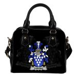 Topping Ireland Shoulder Handbag - Irish Family Crest | Highest Quality Standard