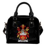 Gamble Ireland Shoulder Handbag - Irish Family Crest | Highest Quality Standard