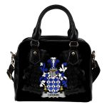 Cronin or O'Cronin Ireland Shoulder Handbag - Irish Family Crest | Highest Quality Standard