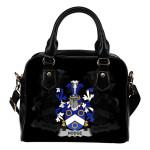 Hodge Ireland Shoulder Handbag - Irish Family Crest | Highest Quality Standard