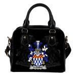 Fleming Ireland Shoulder Handbag - Irish Family Crest | Highest Quality Standard
