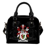 Mape Ireland Shoulder Handbag - Irish Family Crest | Highest Quality Standard