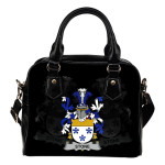 Stone Ireland Shoulder Handbag - Irish Family Crest | Highest Quality Standard