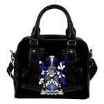 Chinnery Ireland Shoulder Handbag - Irish Family Crest | Highest Quality Standard