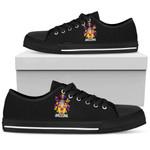 Begg Ireland Low Top Shoes (Women's/Men's) | Over 1400 Crests | Shoes | Footwear