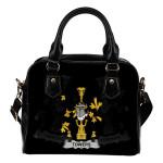 Towers Ireland Shoulder Handbag - Irish Family Crest | Highest Quality Standard