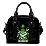 Wakeman Ireland Shoulder Handbag - Irish Family Crest | Highest Quality Standard