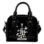 Wemyss Ireland Shoulder Handbag - Irish Family Crest | Highest Quality Standard